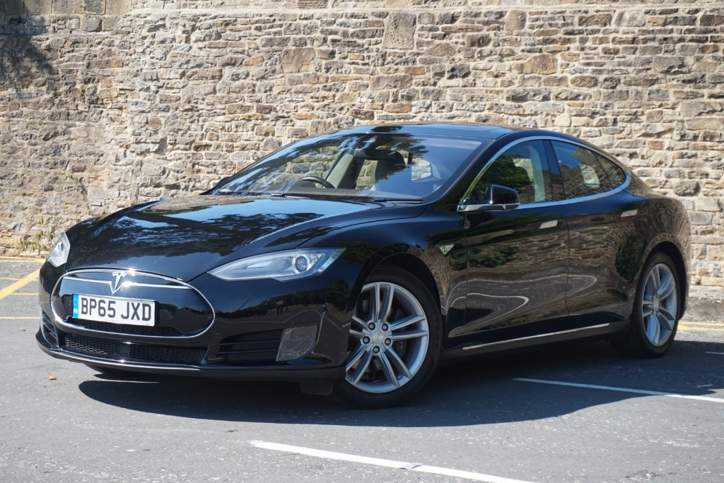 Hatchback Used Tesla Model S for Sale | North Yorkshire