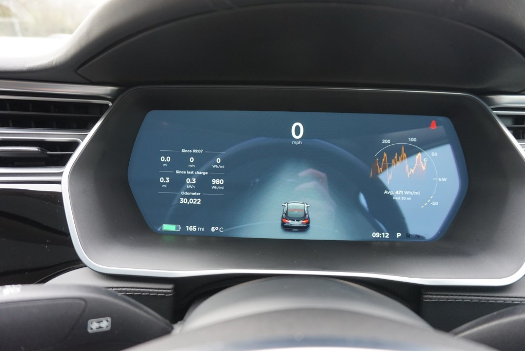 Hatchback Used Tesla Model S for Sale   North Yorkshire
