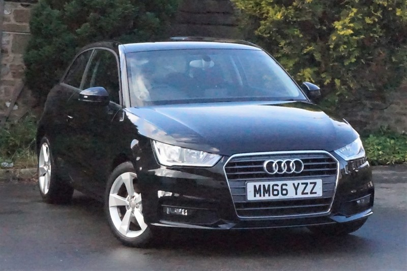 used Audi A1 TFSI SPORT in skipton-north-yorkshire