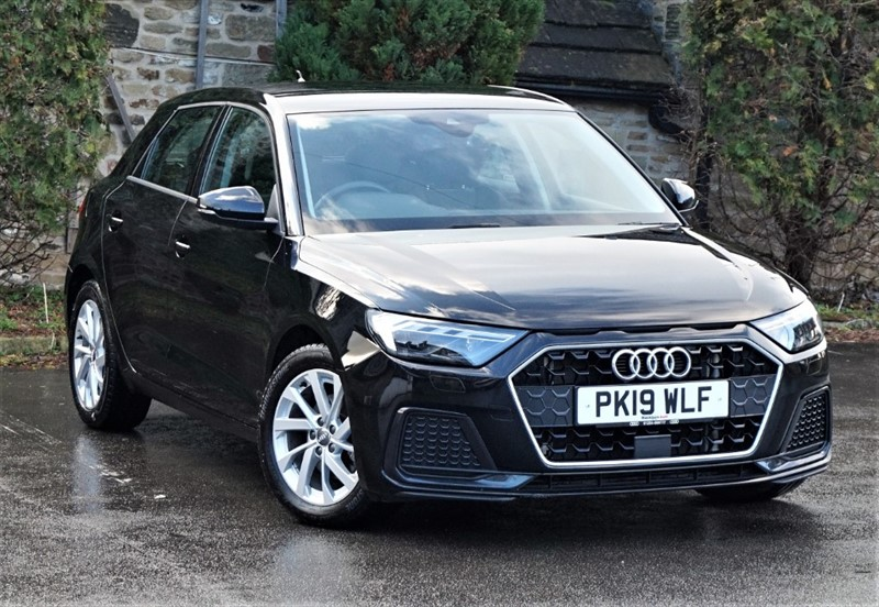 used Audi A1 SPORTBACK TFSI SPORT in skipton-north-yorkshire