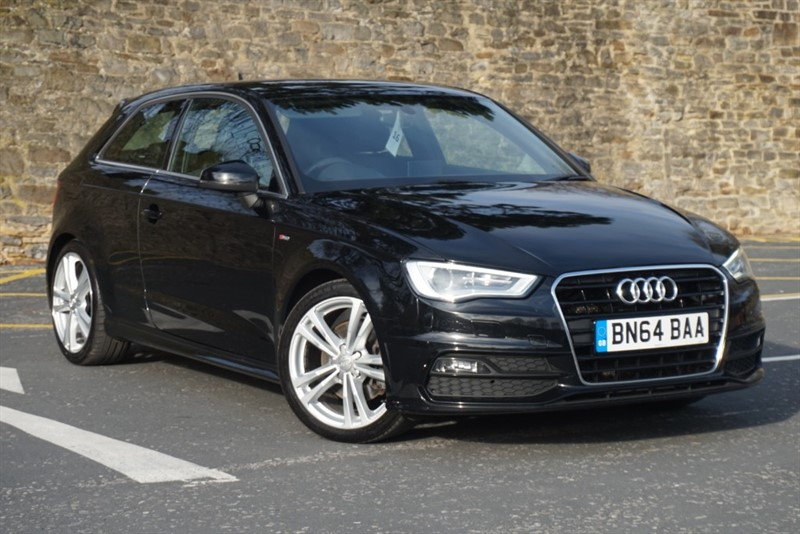 used Audi A3 TDI S LINE in skipton-north-yorkshire