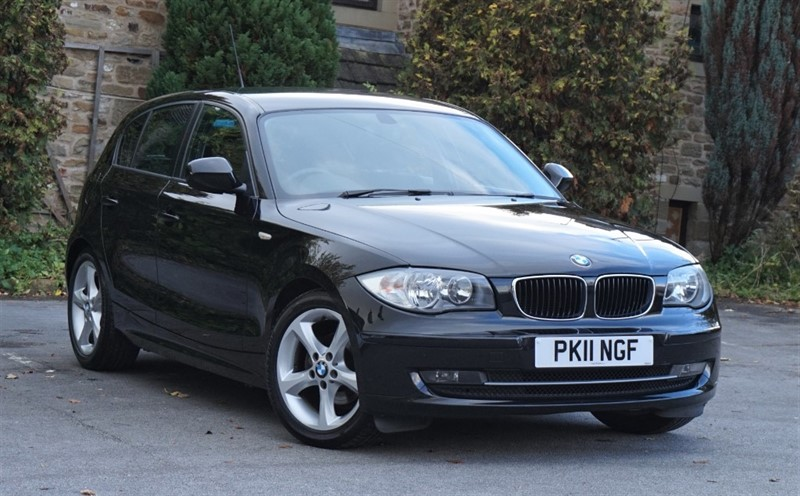used BMW 116d SPORT in skipton-north-yorkshire
