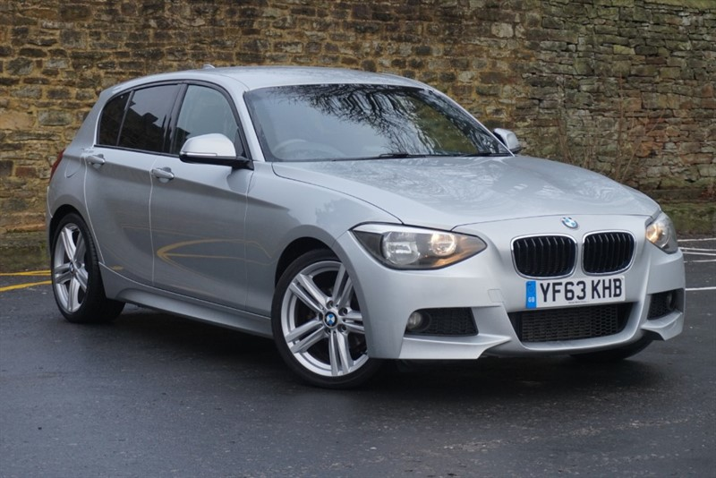 used BMW 116d M SPORT in skipton-north-yorkshire