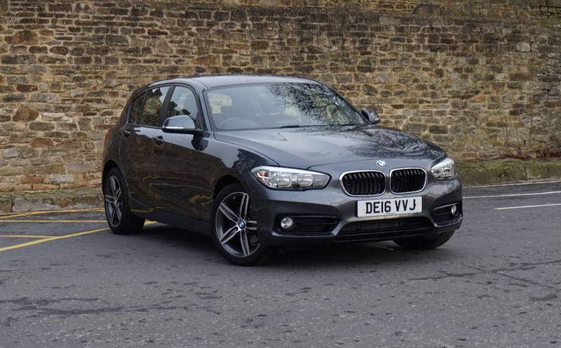used BMW 118i SPORT in skipton-north-yorkshire