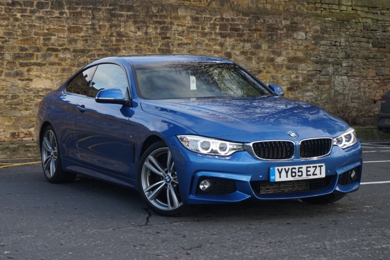 used BMW 420d M SPORT in skipton-north-yorkshire