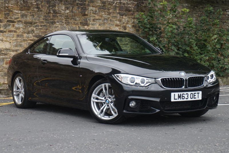 used BMW 435i M SPORT in skipton-north-yorkshire