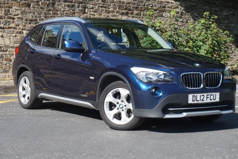 used BMW X1 XDRIVE20D SE in skipton-north-yorkshire