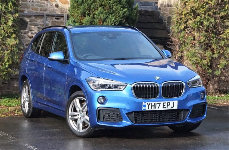 used BMW X1 XDRIVE20I M SPORT in skipton-north-yorkshire