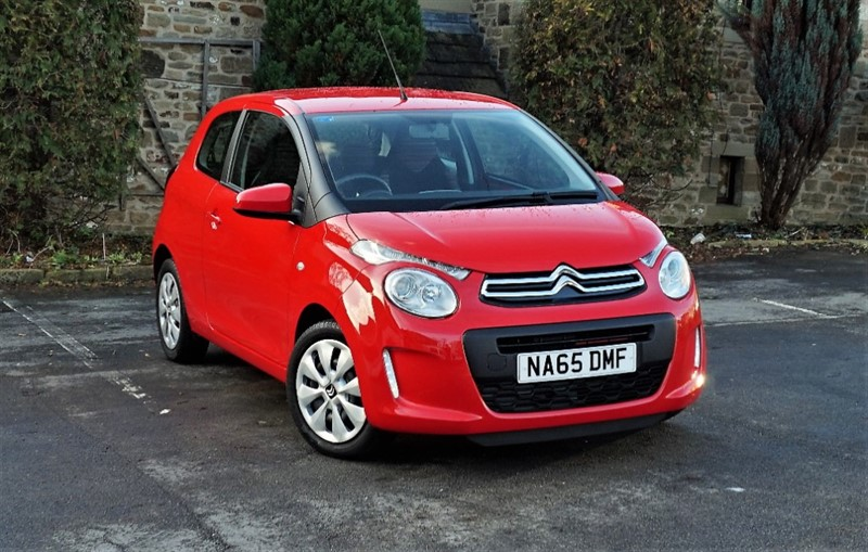 used Citroen C1 FEEL in skipton-north-yorkshire