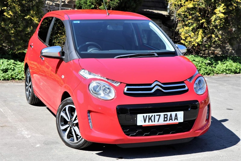 used Citroen C1 PureTech Flair in skipton-north-yorkshire