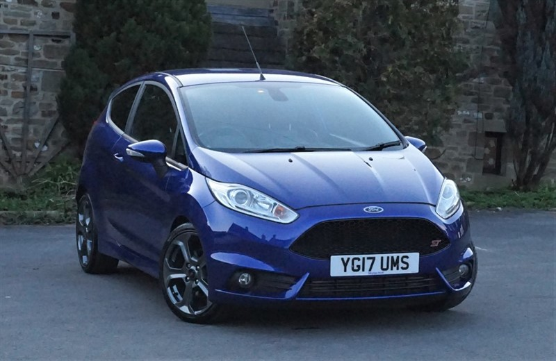 used Ford Fiesta ST-3 in skipton-north-yorkshire
