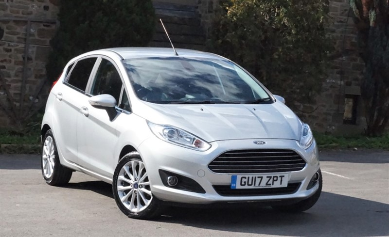 used Ford Fiesta TITANIUM X in skipton-north-yorkshire