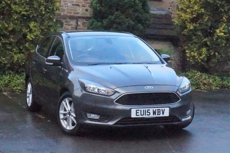 used Ford Focus ZETEC in skipton-north-yorkshire