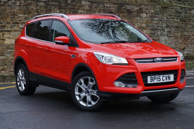 used Ford Kuga TITANIUM TDCI in skipton-north-yorkshire