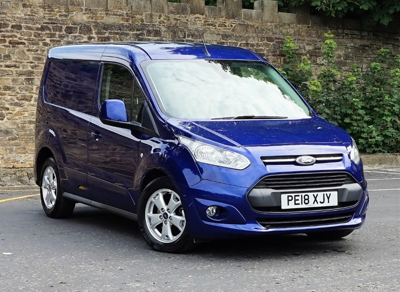 used Ford Transit Connect 200 LIMITED P/V in skipton-north-yorkshire