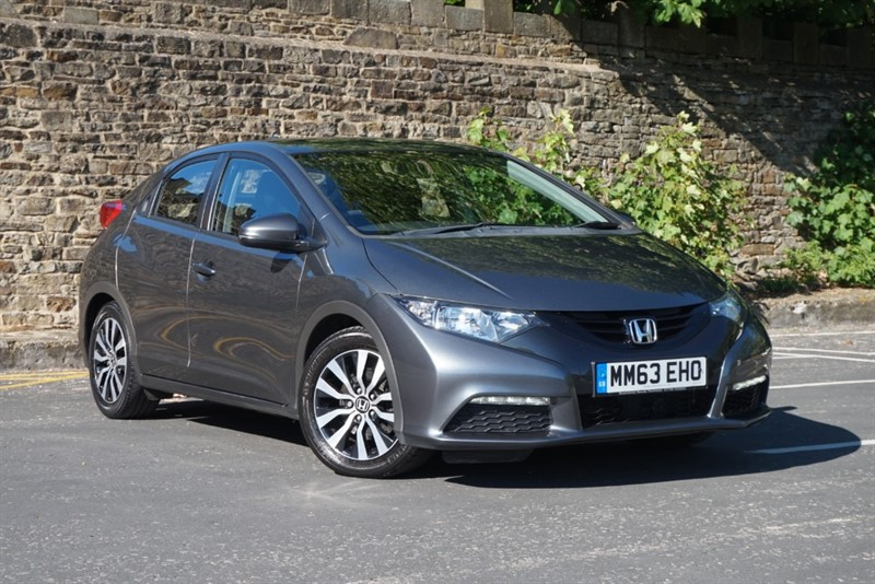 used Honda Civic I-DTEC SE in skipton-north-yorkshire