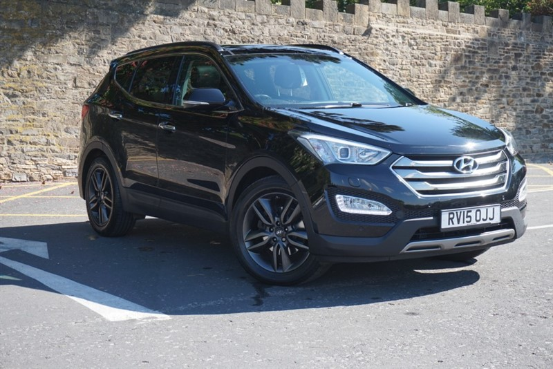 used Hyundai Santa Fe CRDI PREMIUM SE in skipton-north-yorkshire