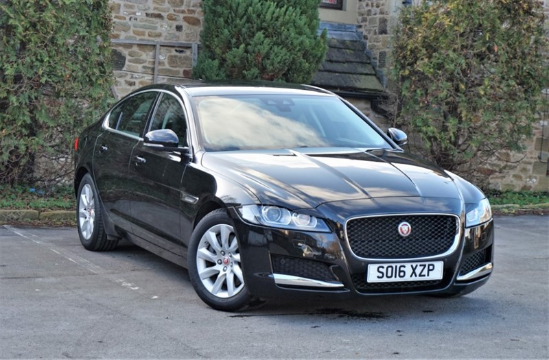 used Jaguar XF PRESTIGE in skipton-north-yorkshire
