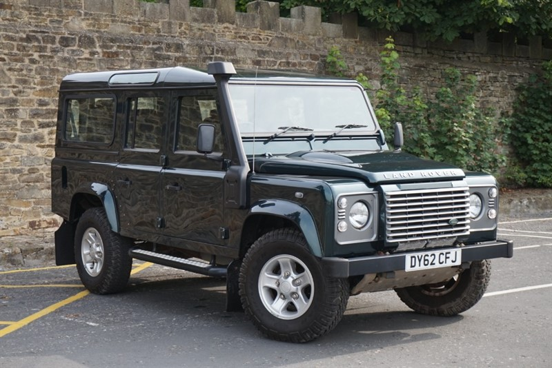 used Land Rover Defender TD XS STATION WAGON in skipton-north-yorkshire