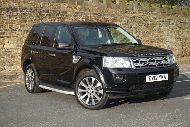 used Land Rover Freelander SD4 HSE in skipton-north-yorkshire