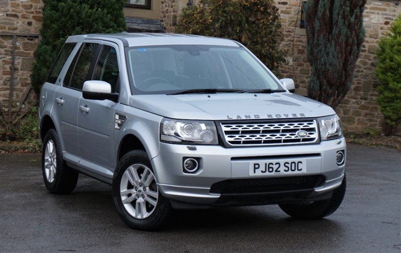 used Land Rover Freelander TD4 XS in skipton-north-yorkshire