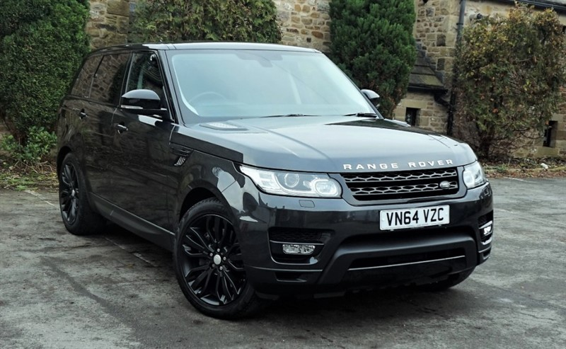 used Land Rover Range Rover Sport SDV6 HSE DYNAMIC in skipton-north-yorkshire
