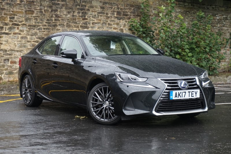 used Lexus IS 300h 300H PREMIER in skipton-north-yorkshire