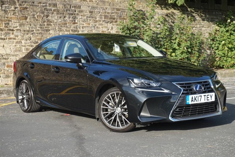 used Lexus IS 300h 300H PREMIER in skipton-north-yorkshire