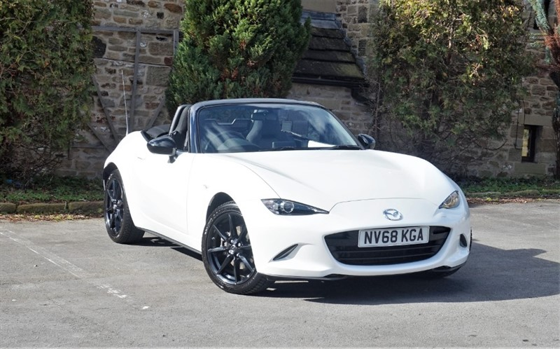 used Mazda MX-5 SE-L NAV PLUS in skipton-north-yorkshire