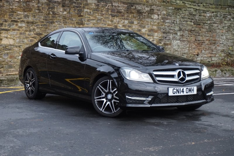 used Mercedes C250 CDI BLUEEFFICIENCY AMG SPORT PLUS in skipton-north-yorkshire