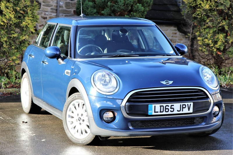 used MINI Hatch Cooper (s/s) in skipton-north-yorkshire