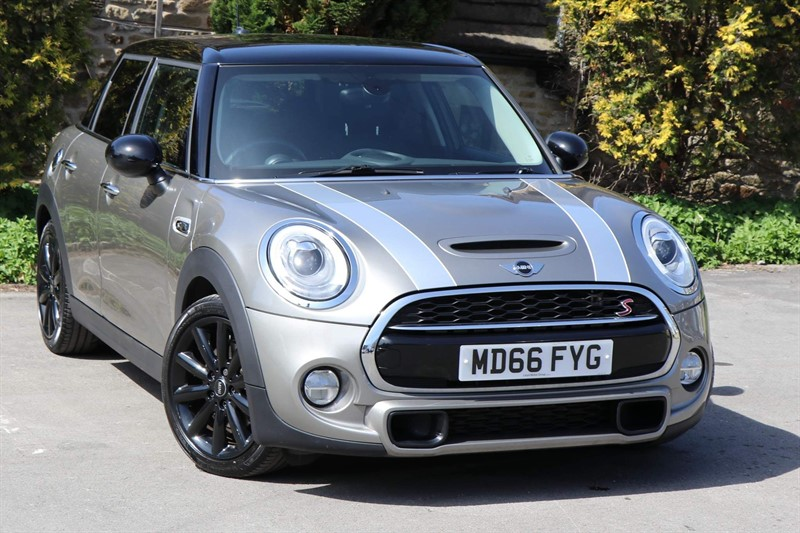 used MINI Hatch Cooper S (s/s) in skipton-north-yorkshire