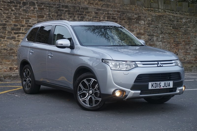 used Mitsubishi Outlander DI-D GX 4 in skipton-north-yorkshire