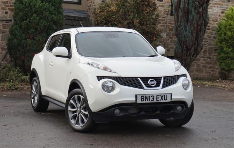 used Nissan Juke TEKNA DCI in skipton-north-yorkshire