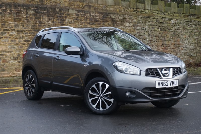 used Nissan Qashqai DCI N-TEC PLUS in skipton-north-yorkshire