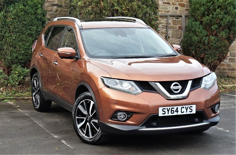 used Nissan X-Trail DCI TEKNA in skipton-north-yorkshire