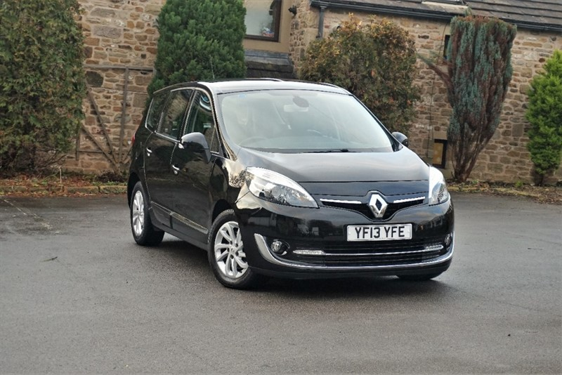 used Renault Scenic GRAND DYNAMIQUE TOMTOM ENERGY DCI S/S in skipton-north-yorkshire