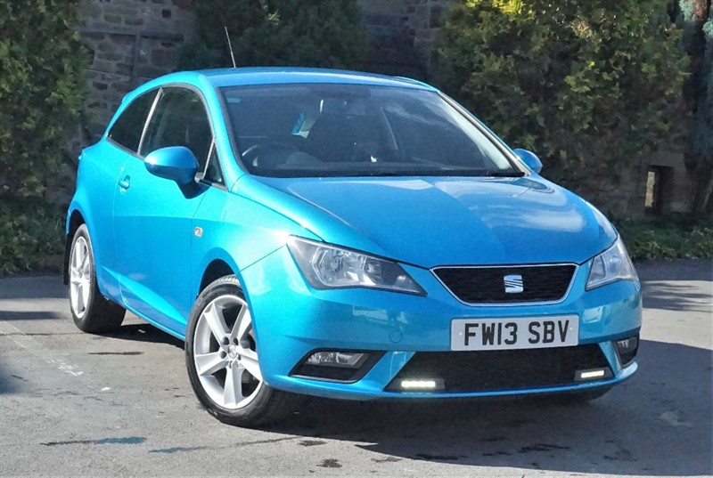 used SEAT Ibiza TOCA in skipton-north-yorkshire