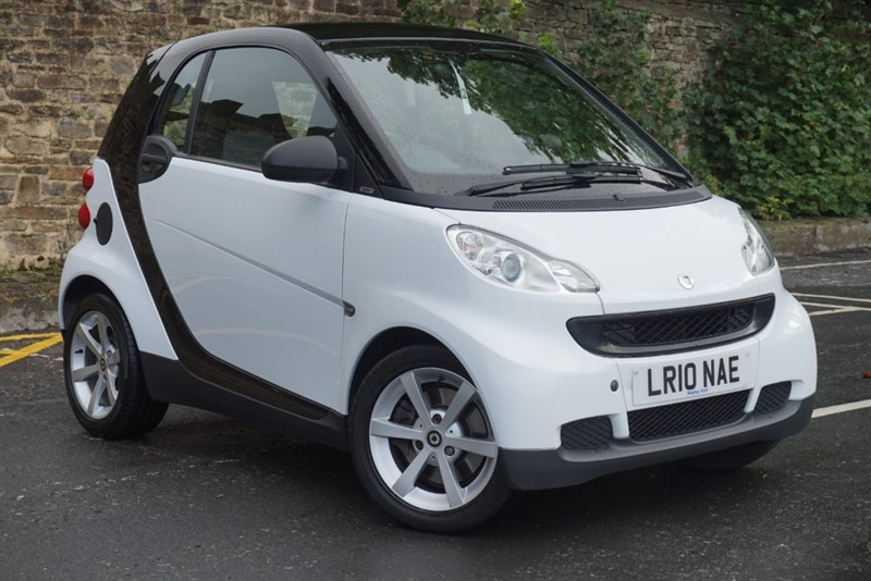 used Smart Car Fortwo Coupe PULSE CDI in skipton-north-yorkshire