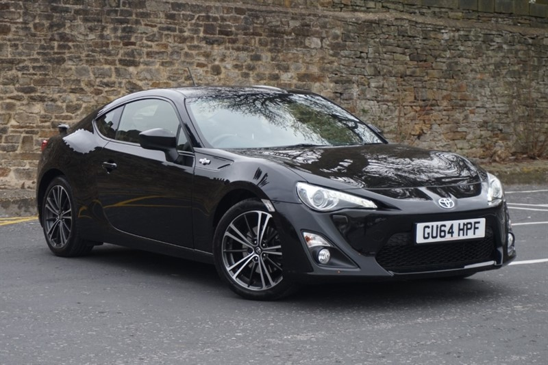used Toyota GT86 D-4S in skipton-north-yorkshire