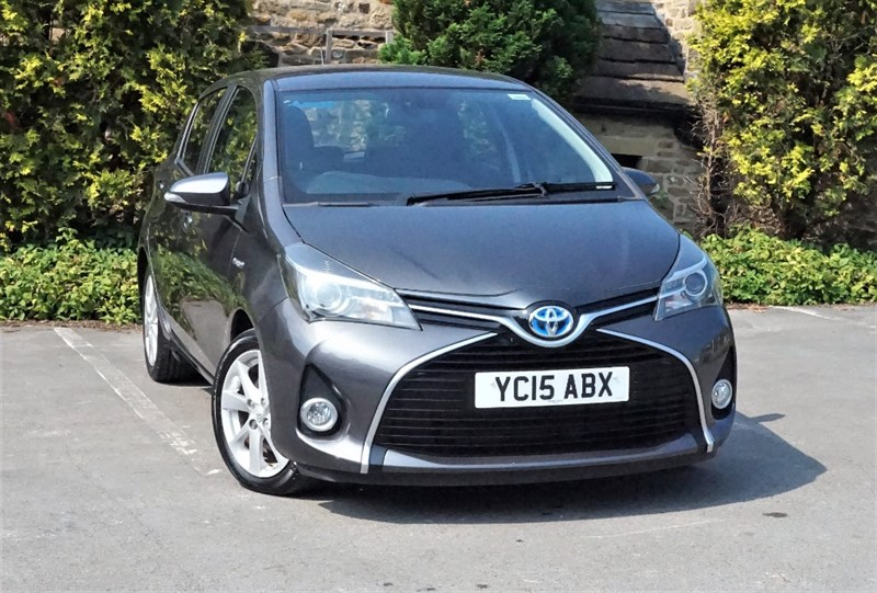 used Toyota Yaris VVT-I EXCEL in skipton-north-yorkshire