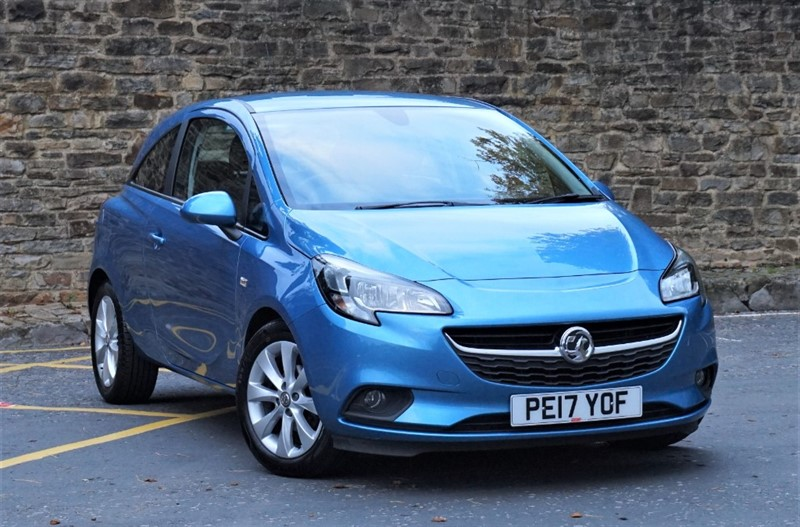used Vauxhall Corsa ENERGY AC ECOFLEX in skipton-north-yorkshire