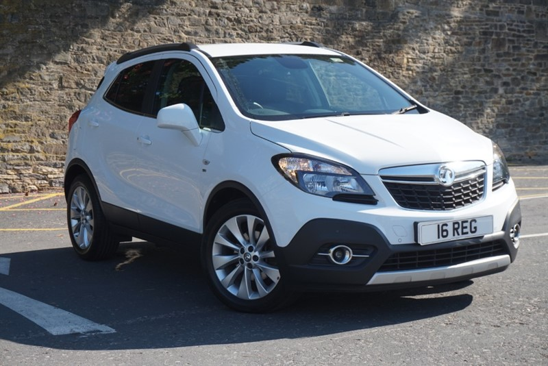 used Vauxhall Mokka SE S/S in skipton-north-yorkshire