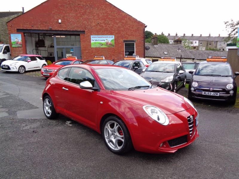 used Alfa Romeo Mito TB MULTIAIR DISTINCTIVE in rossendale-lancashire