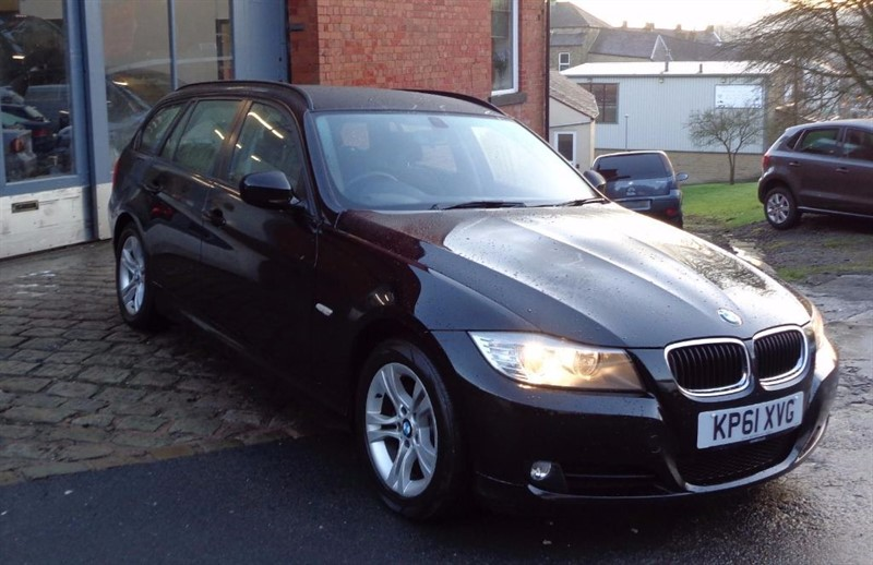 used BMW 318d ES TOURING in rossendale-lancashire