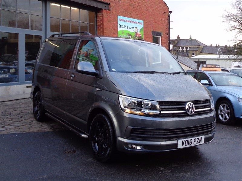 used VW Transporter T32 TDI KOMBI HIGHLINE BMT in rossendale-lancashire