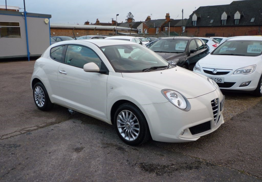 used Alfa Romeo Mito 1.4 8V Sprint 3Dr Blue Tooth in in-colchester-and-essex
