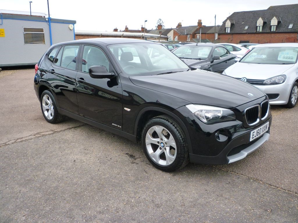 used BMW X1 2.0 S Drive 18D SE FBMWSH in in-colchester-and-essex