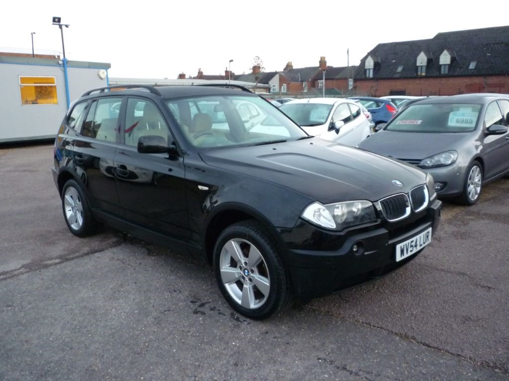 used BMW X3 2.5 Sport Automatic in in-colchester-and-essex