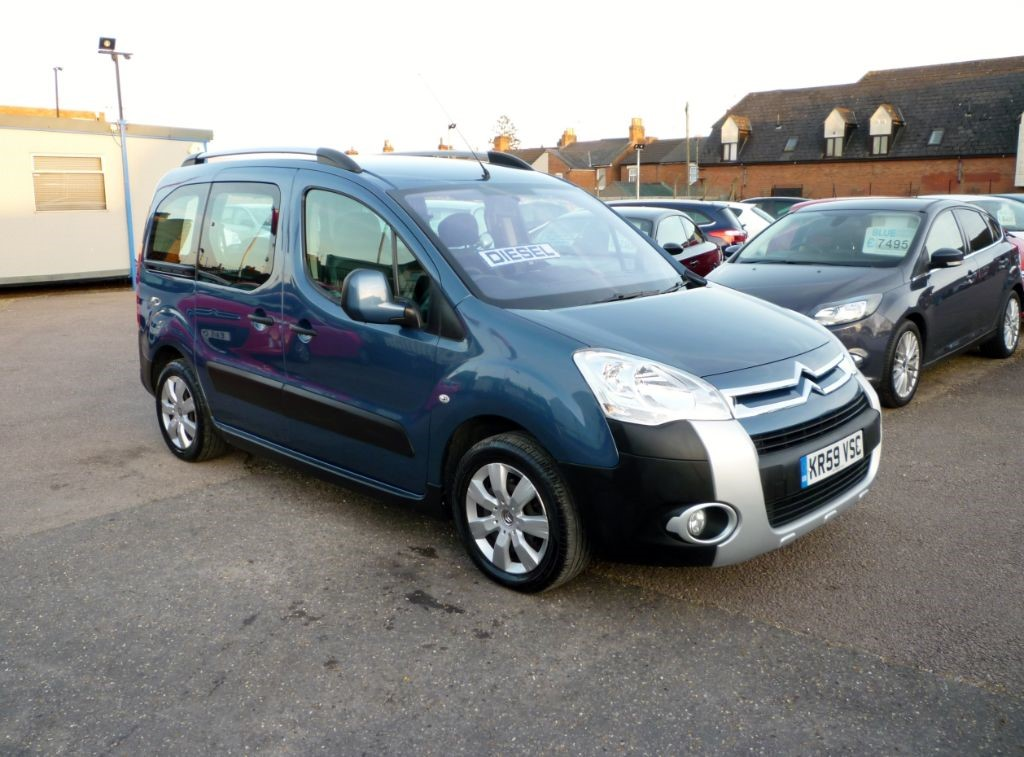 used Citroen Berlingo Multispace 1.6 XTR HDI in in-colchester-and-essex